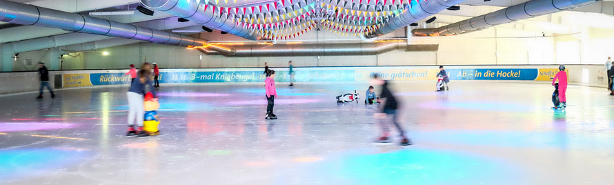 Eishalle Ganzjährig Geöffnet